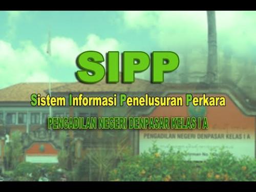 Sistem Informasi Penelusuran Perkara Pengadilan Negeri Denpasar